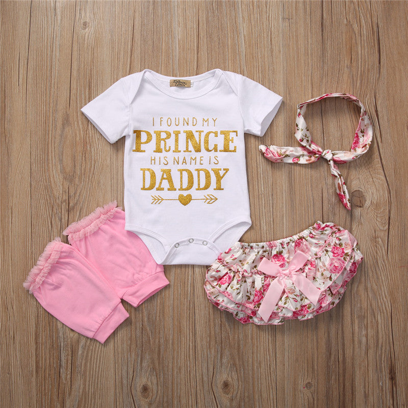 I Found My Prince His Name Is Daddy Outfit