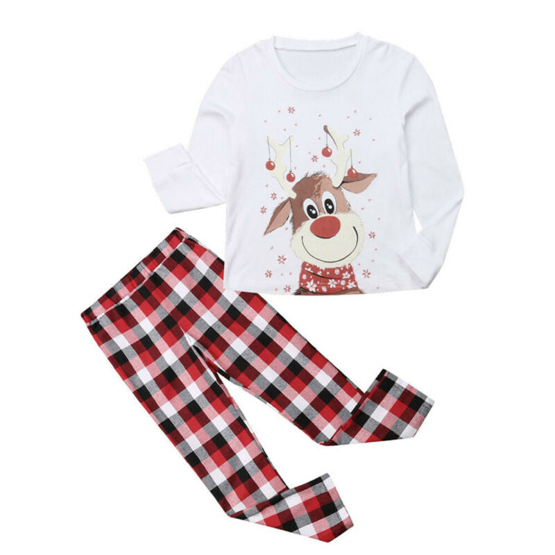 Rudolph Family Christmas Pajamas