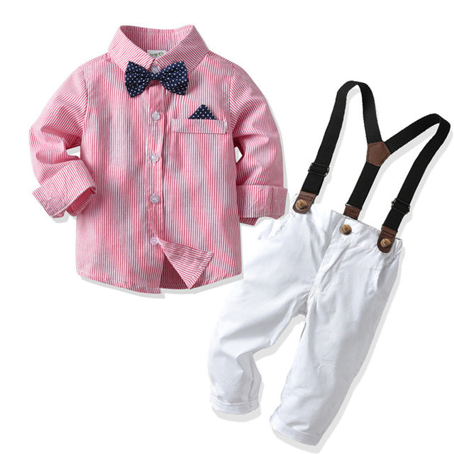 William Formal Outfit