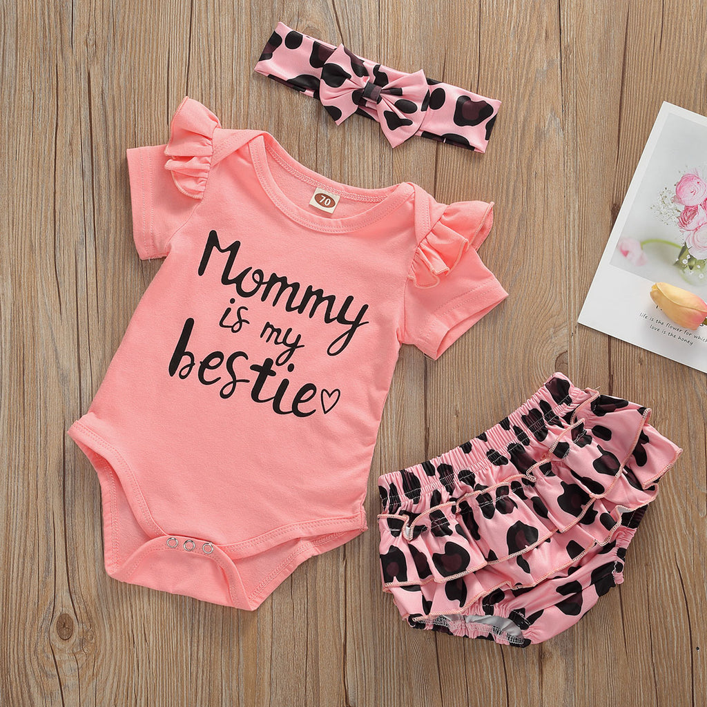 Mommy Is My Bestie Outfit