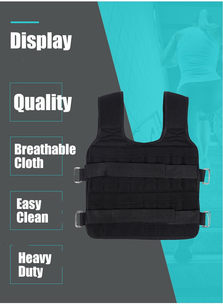 Weighted Workout Vest