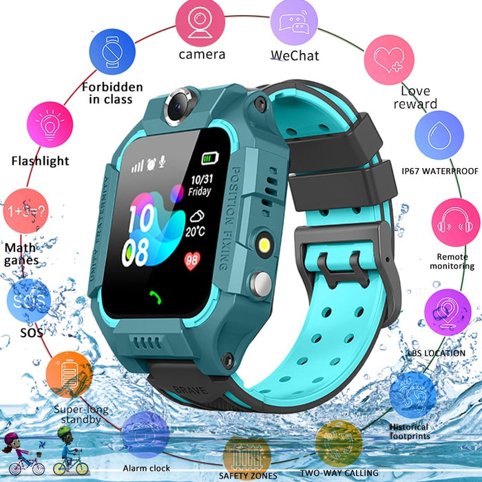 2021 Kids Smart Watch