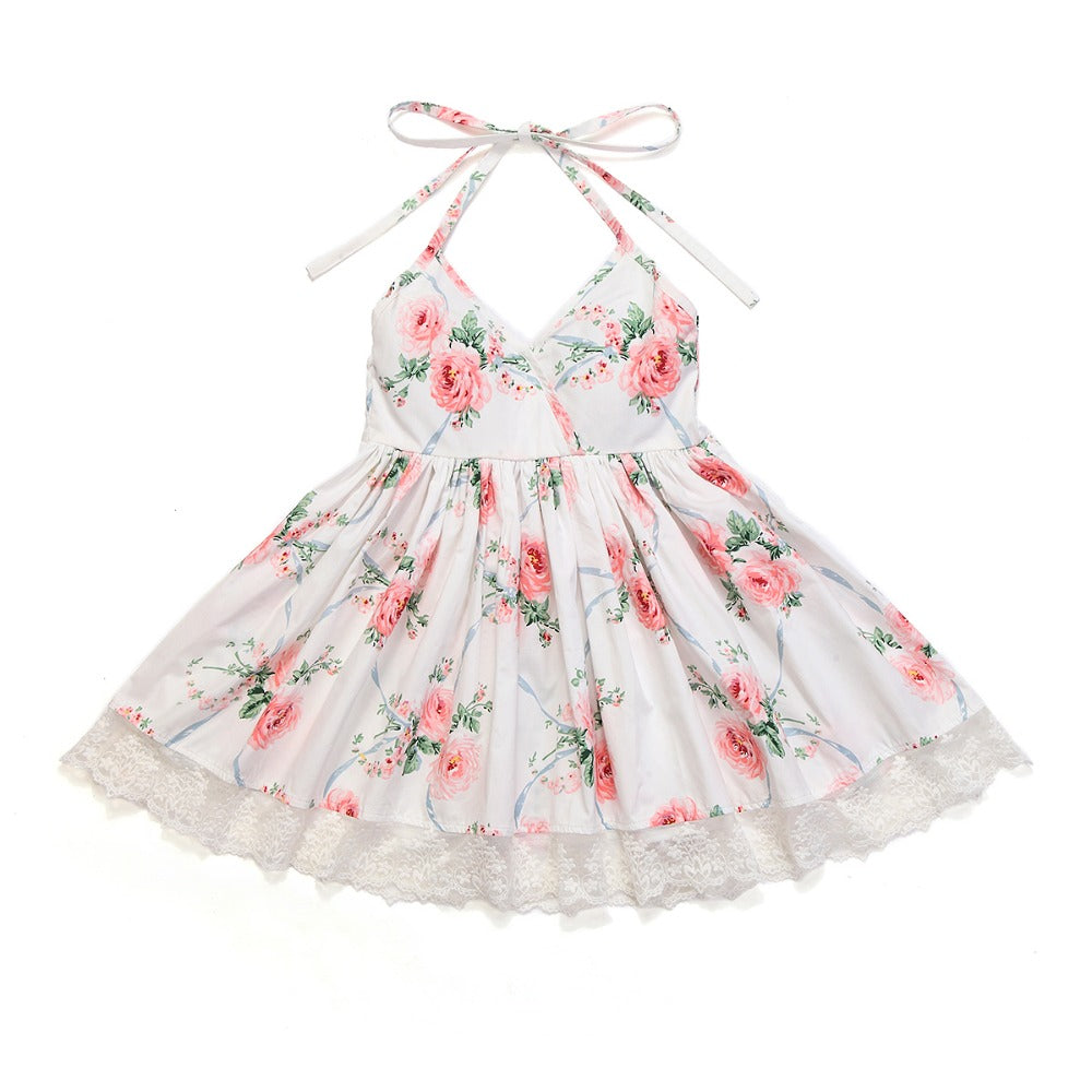 Carrie Floral Dress