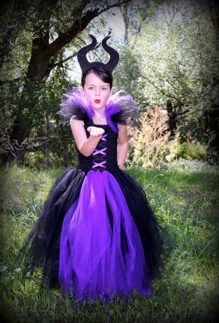 Maleficent Halloween Costume - Beautiful Blessing Boutique Clothing Shop