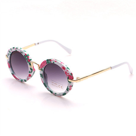 Fashion Round Sunglasses - Beautiful Blessing Boutique Clothing Shop
