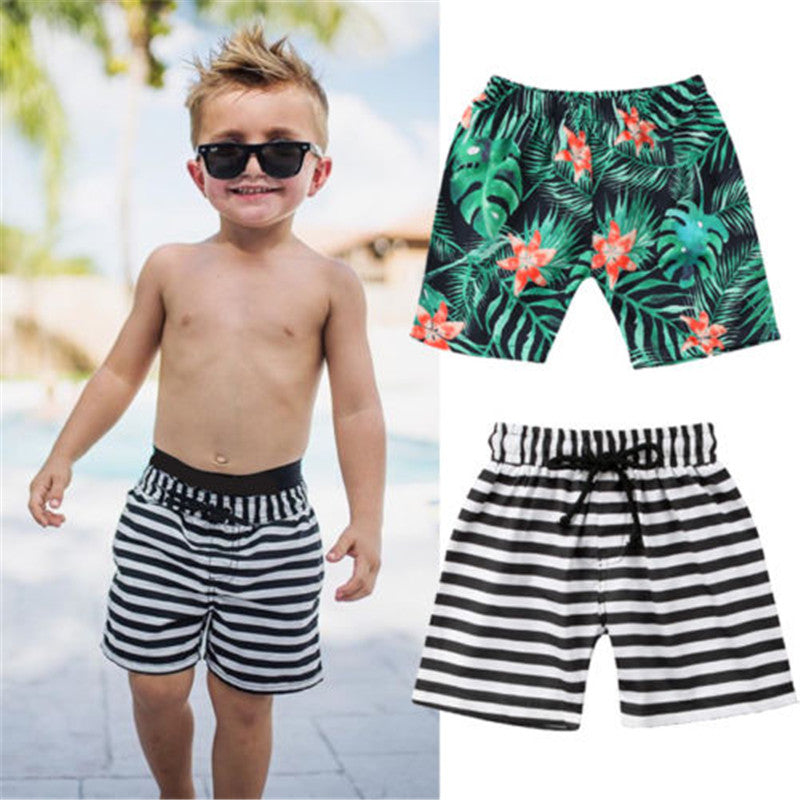Boys Beach Swim Shorts - Beautiful Blessing Boutique Clothing Shop