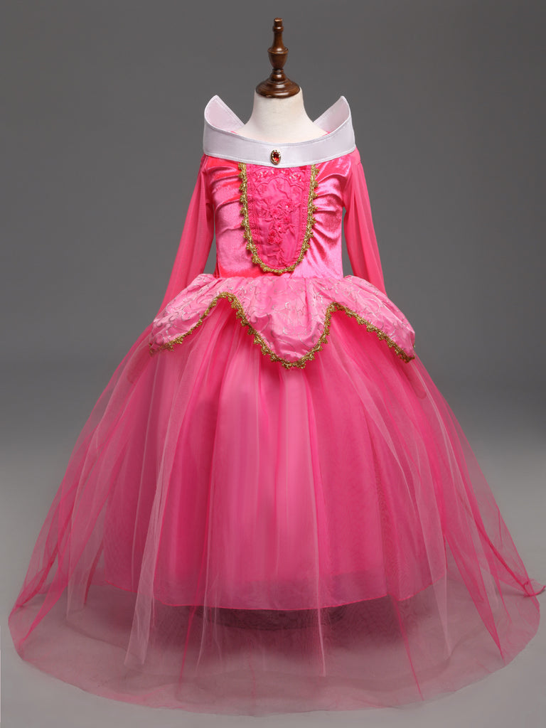 Sleeping Beauty Halloween Costume - Beautiful Blessing Boutique Clothing Shop
