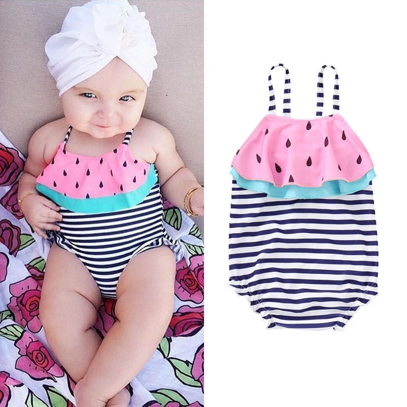 Watermelon Bathing Suit
