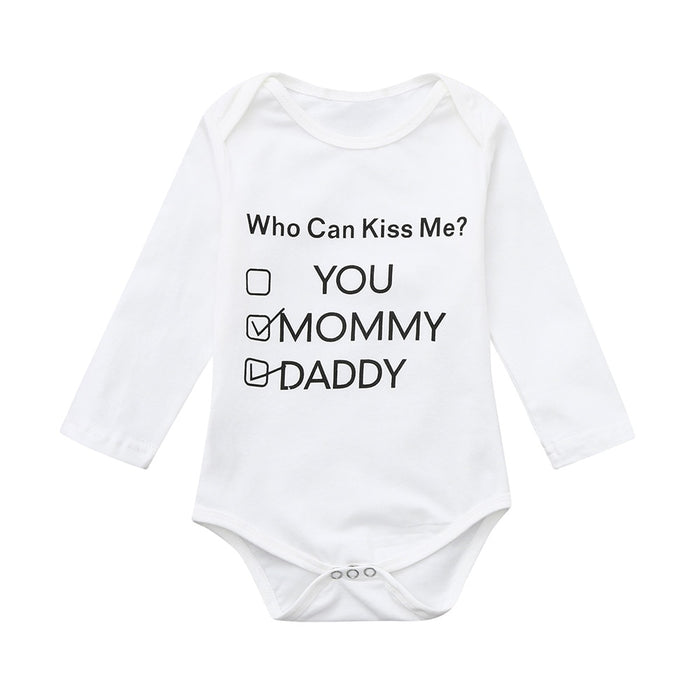 Who Can Kiss Me Bodysuit