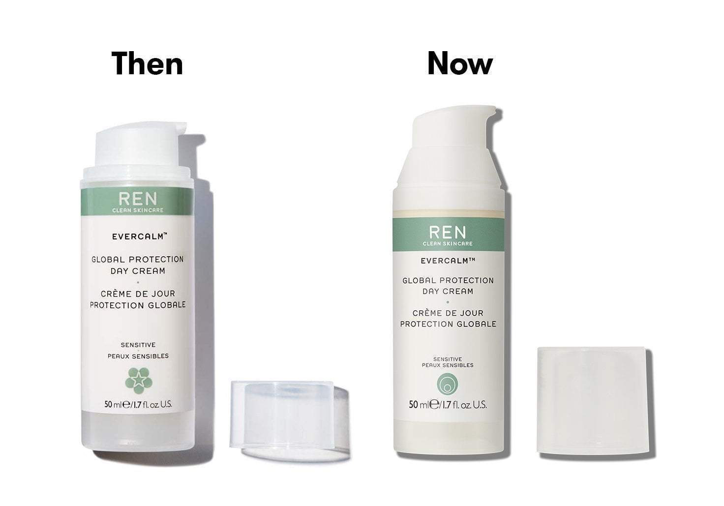 Reducing waste: our formula repack.