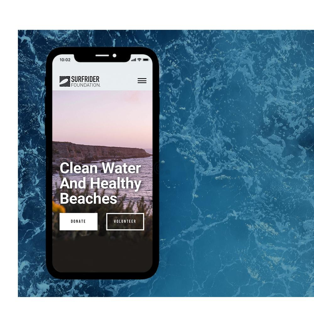 Our Partnership with the Surfrider Foundation