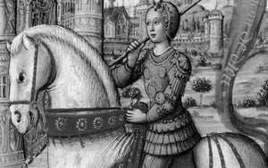 Joan of Arc - Amazingly Beautiful and Influential Women of History
