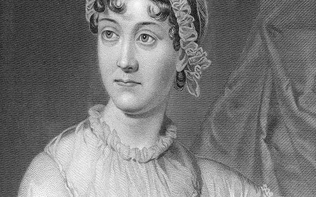 Jane Austen - Amazingly Beautiful and Influential Women of History