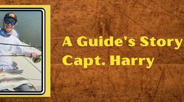 A Guide's Story: Capt. Harry Tomlinson