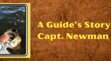 A Guide's Story: Capt. Newman Weaver