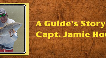 A Guide's Story: Capt. Jamie Hough