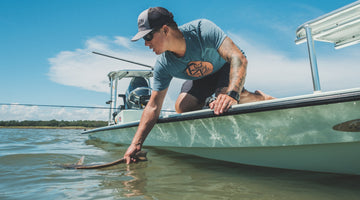 Enter the FTC x Flymen Fishing Co. Giveaway!