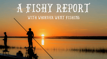 A Fishy Report with Whoever Went Fishing