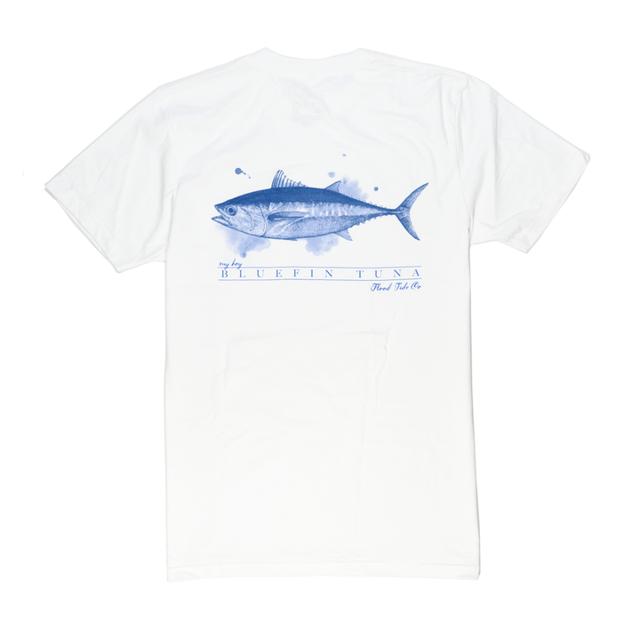 My Boy Bluefin Pocket T-Shirt