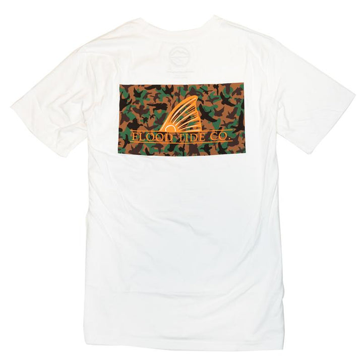 Wm Lamb x FTC Camo Tailer T-Shirt