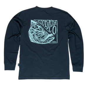 Legacy King Long Sleeve Pocket T-Shirt