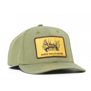 Don't Tread On Me Twill Hat