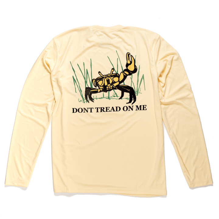Don't Tread On Me Crew Solarshirt