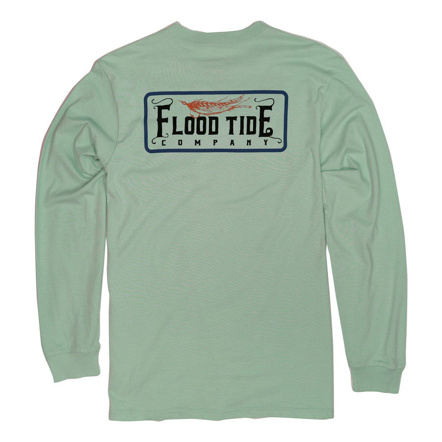 Fly Label Long Sleeve T-Shirt