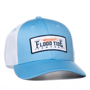Fly Label Trucker Hat