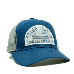 GCL Pontoon Trucker Hat