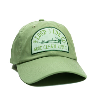 GCL Skiff Patch Hat