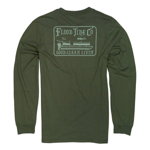 GCL Pontoon Long Sleeve T-Shirt