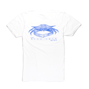 My Boy Blue Crab Pocket T-Shirt