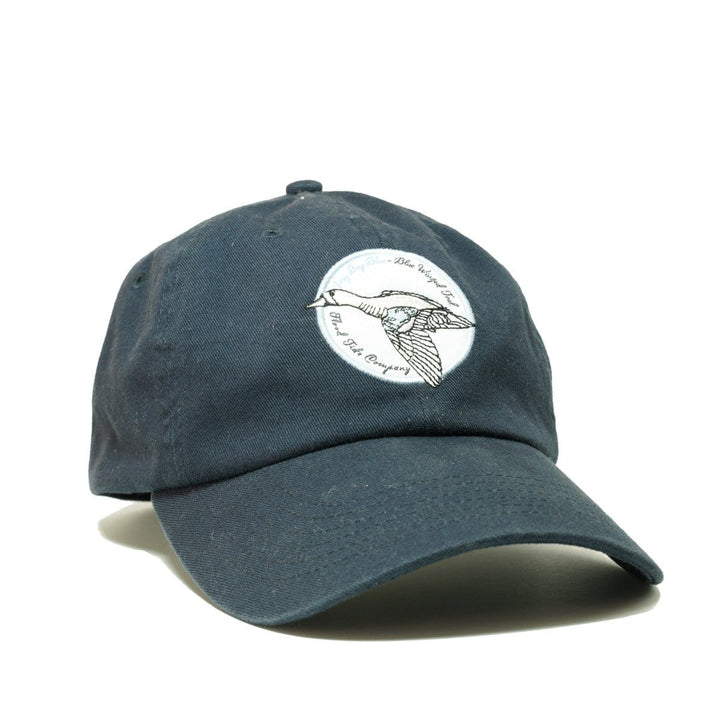 My Boy Blue Winged Teal Twill Hat