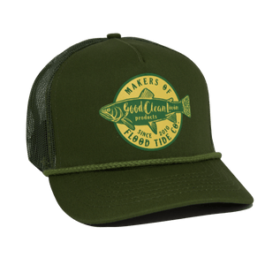 The Miller Trucker Hat