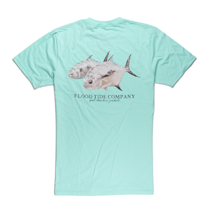 Flats Patrol Pocket T-Shirt