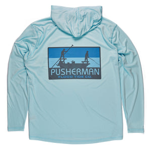 Pusherman Hooded Solarshirt