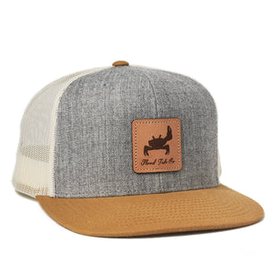 Ropin' Crab Trucker Hat