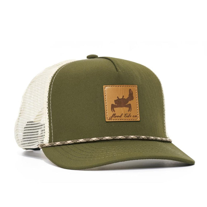 Roping Crab Performance Trucker Hat