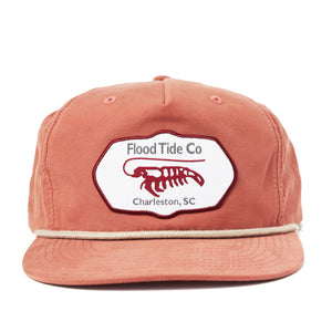 Shrimp City Quick-Dry Hat