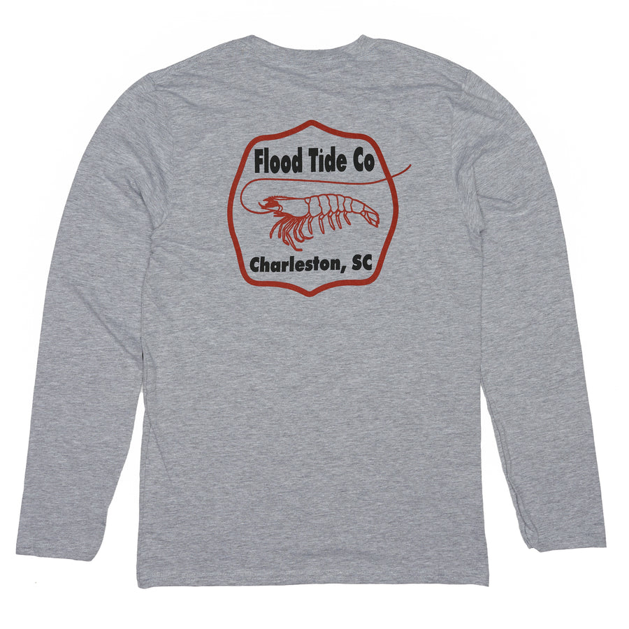 Shrimp City Long Sleeve T-Shirt