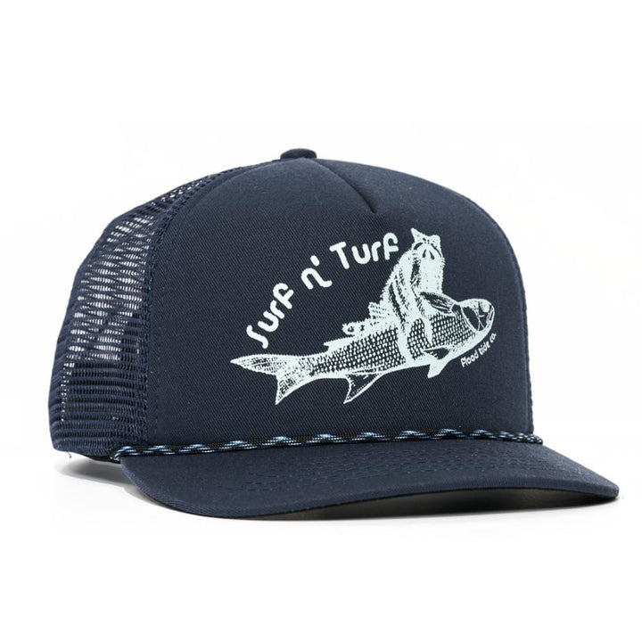 Surf N Turf Foam Trucker Hat