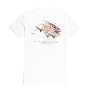 Western Trout Pocket T-Shirt