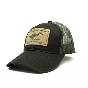 Marsh Hen Field Trucker Hat