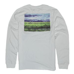 Just Out Of Sight L/S T-Shirt