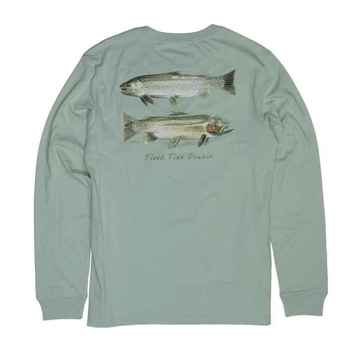 Trout Duo L/S T-Shirt