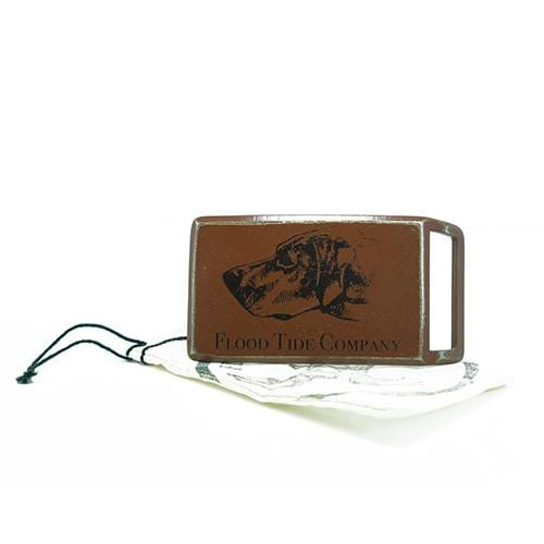 Pointer Buckle - Brown