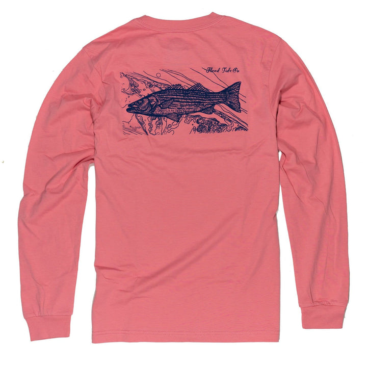 Striper Topo Long Sleeve T-Shirt