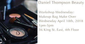 Workshop Wednesday. April 18th.