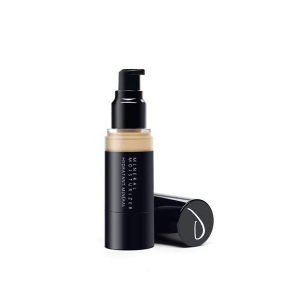 DTB Inc. Mineral Moisturizer - 4 in 1 Foundation - Primer, Foundation, Concealer, Setting Powder